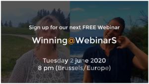 Join us to Winning @Webinar